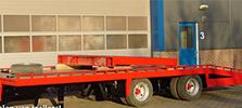 Vrachtwagen en trailers