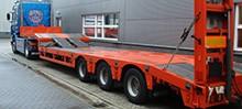 Spuiten trailers